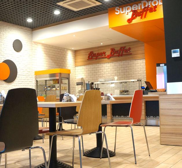 Stołówka SuperBuffet w Karczewie