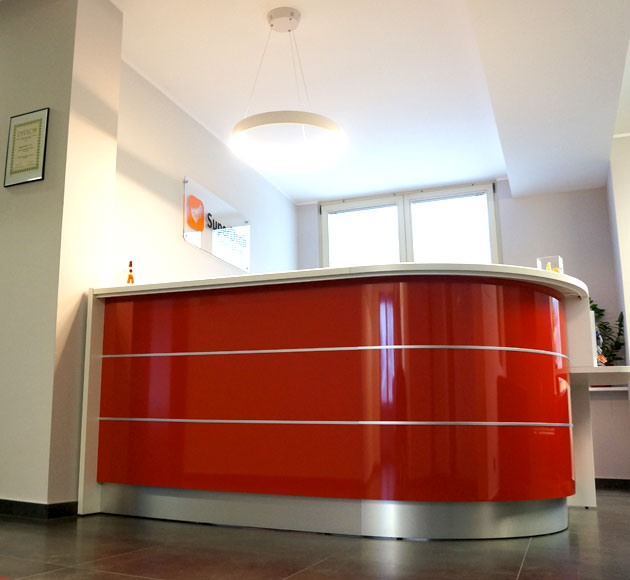 Adaptacja pomieszczeń biurowych w Karczewie i Łodzi