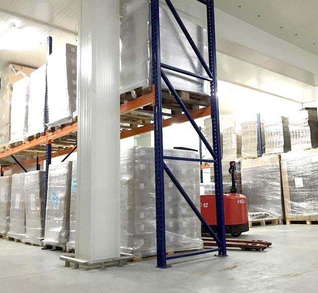 Modernizacja pomieszczeń produkcyjnych